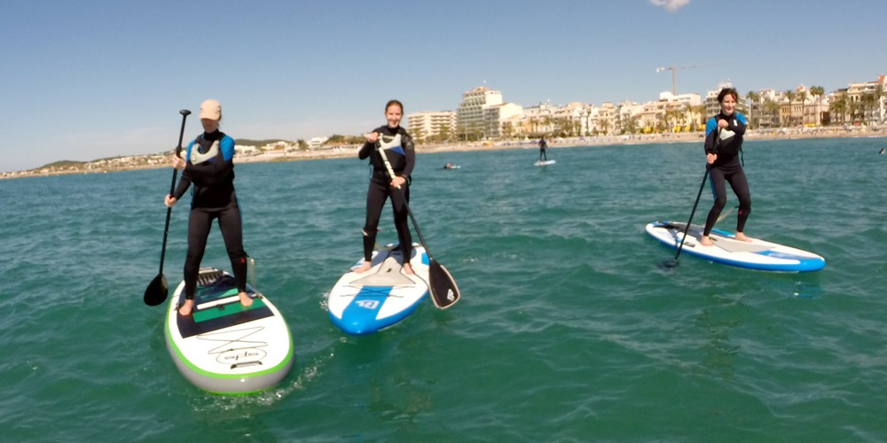 Sup Paddle Fit Fun Emotions